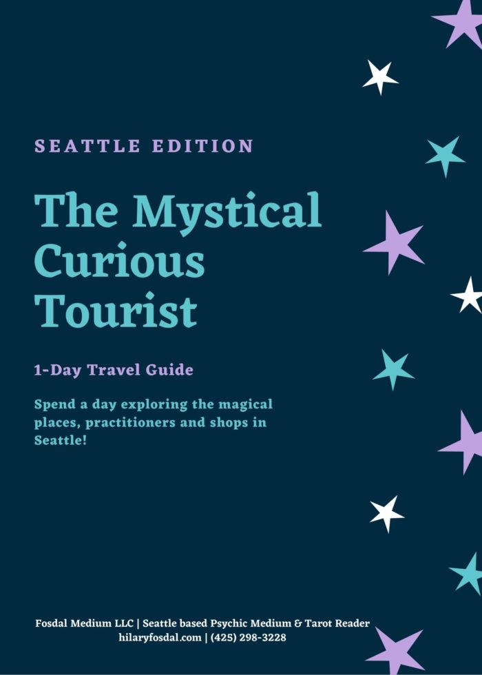 Seattle mystical tourist travel guide